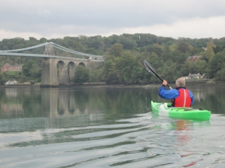 Kayaking the Menai Straits 3
