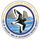Anglesey Area of Outstanding Natural Beauty logo