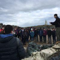 Geology at LLanddwyn