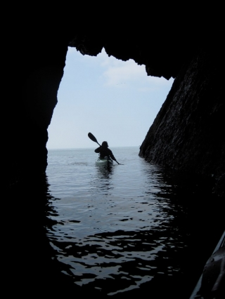 Sea Cave, Anglesey
